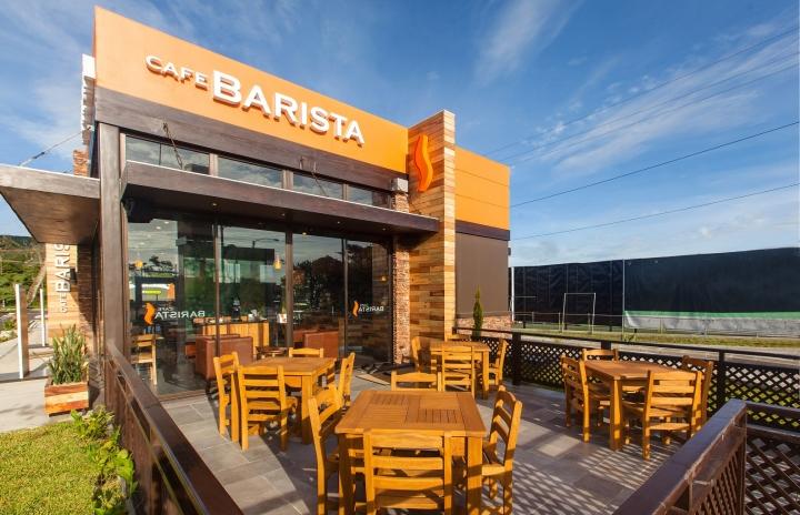 Cafe Barista Guatemala Coffee