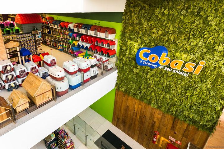 巴西-圣保罗–cobasi宠物店设计