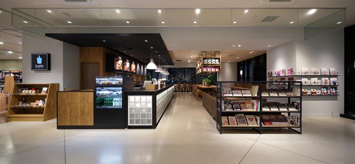 187 Culfe Book Store And Caf 233 By Fan Inc Shizuoka Japan