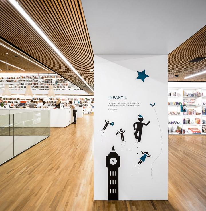 巴西-圣保罗-Cultura文化书店设计
