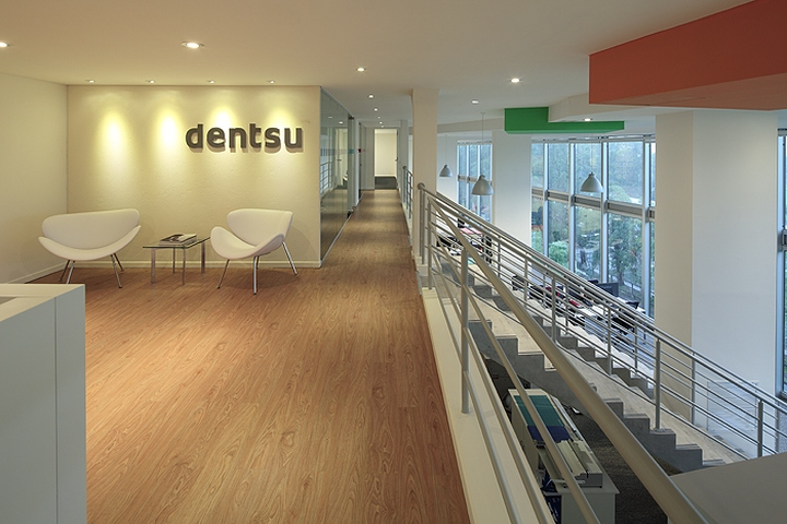 Dentsu Office By Intro Arquitectura Buenos Aires