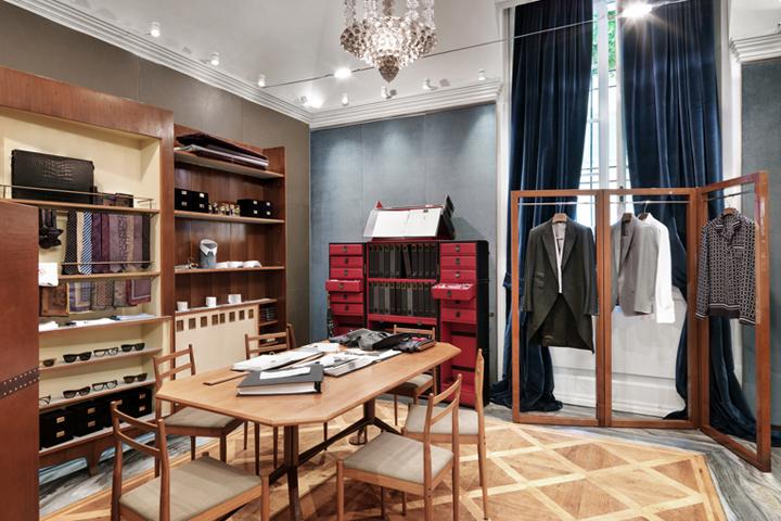 Dolce Gabbana Store Milan Italy