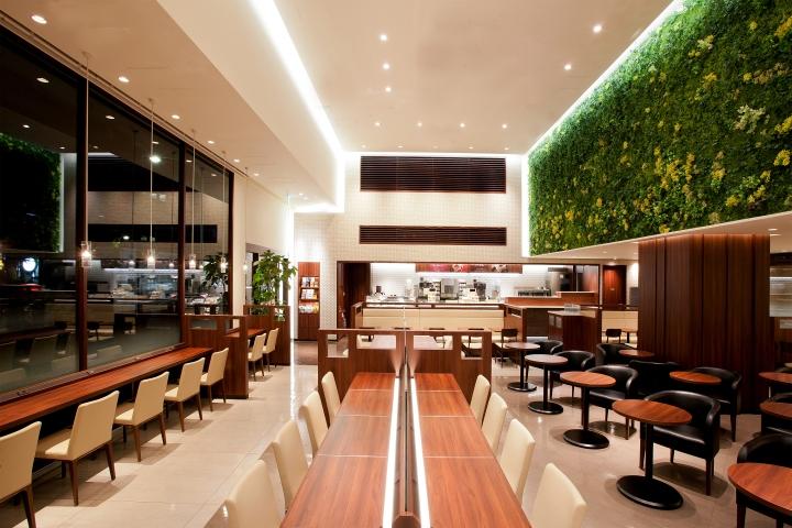 » Doutor Coffee Shop by Ichiro Nishiwaki Design Office, Tokyo - Japan