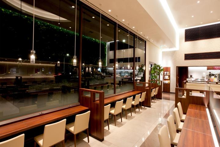 Exhibition Stand Coffee : Doutor coffee shop by ichiro nishiwaki design office