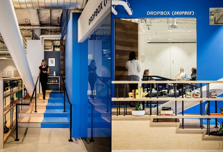 Dropbox Headquarter By Asd San Francisco California