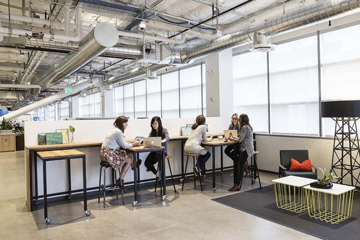 Dropbox Headquarter By Asd San Francisco California