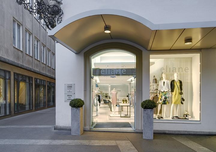 Eliane fashion store by heikaus w rzburg germany for Design hotel wurzburg