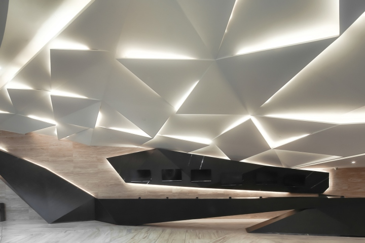 Emperor UA Cinemas by Oft Interiors, Foshan u2013 China u00bb Retail Design Blog
