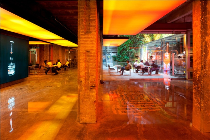187 Fabrica Moritz Brewery By Jean Nouvel Strasbourg France