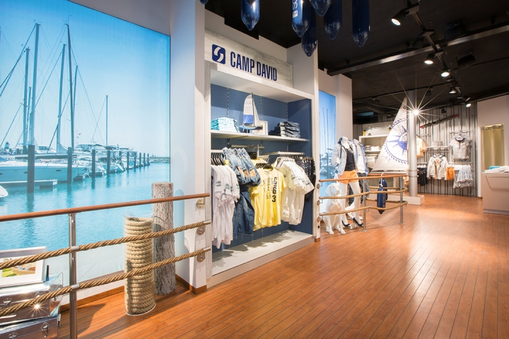 A double premiere is to be celebrated at Europa Park in Rust, Germany  by  opening Fashion World CAMP DAVID and SOCCX, the fashion company CLINTON is  opening ... 5aa9ea8f58a8