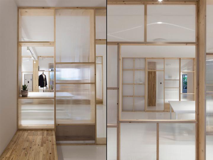 中国-南京–Fashion服装店设计