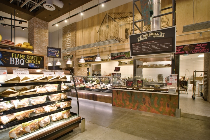 the design for fresh st farms by retail design firm