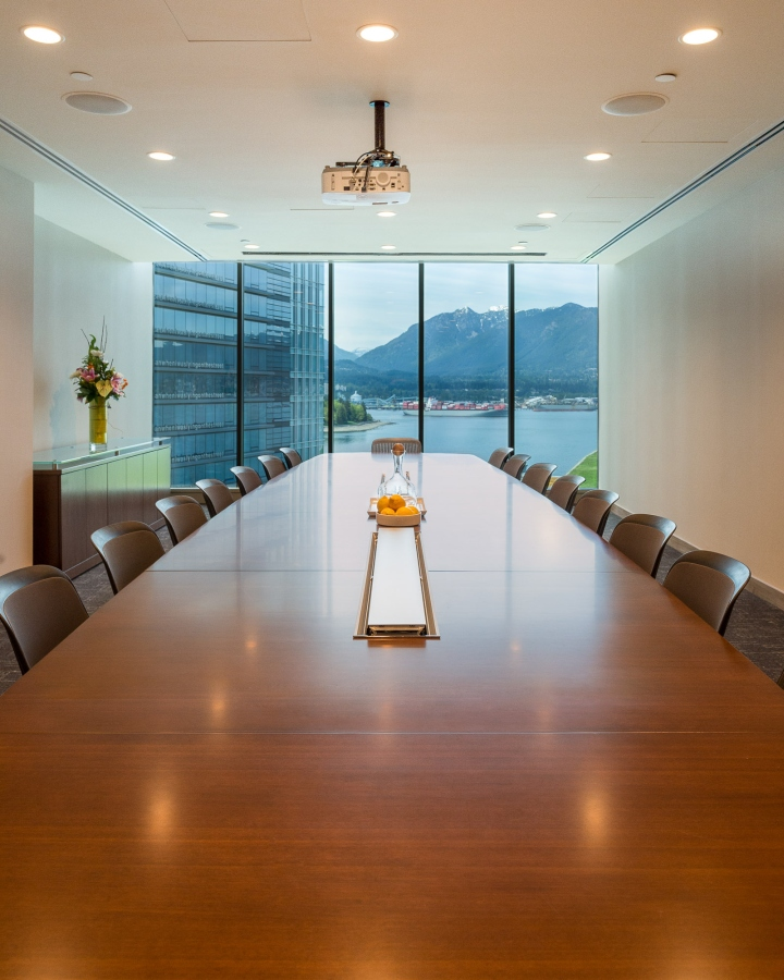 Interior Design Vancouver: Intact Insurance Company Headquarters By Counterpoint