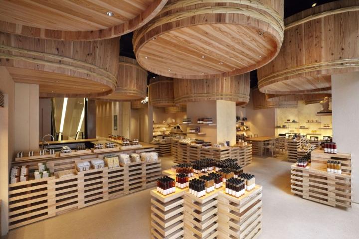 酱油商店设计