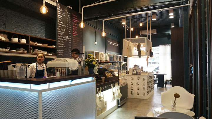Knob Caf 233 By 3legged And Mada Bangkok Thailand 187 Retail