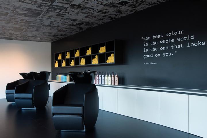 8c53b78e8ddd91 » Kuntzmann le Coiffeur hair salon by Seline Soder, Laufen – Switzerland