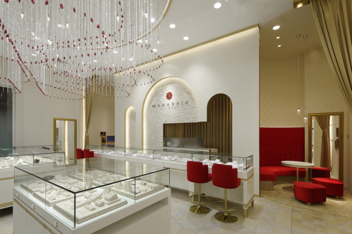 Maharaja diamond jewelry by ichiro nishiwaki design office for Jewelry stores in usa
