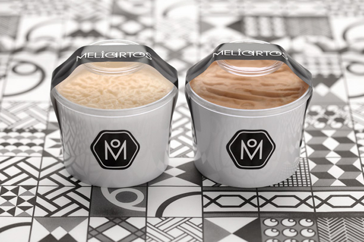 Meliartos identity and packaging by Kanella Meliartos identity and packaging by Kanella