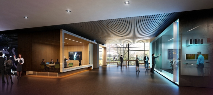 187 Microsoft Cybercrime Center By Olson Kundig Architects