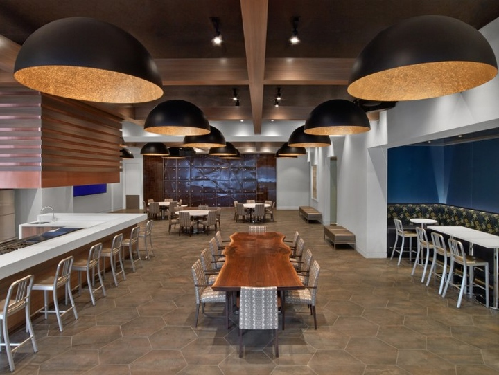187 National Restaurant Association Office By Otj Architects