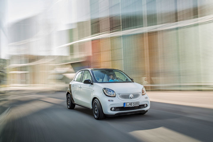 187 New Smart Fortwo Amp Forfour By Daimler