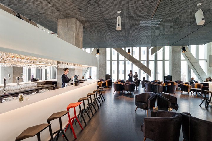 187 Nhow Rotterdam Hotel By Oma Rotterdam The Netherlands