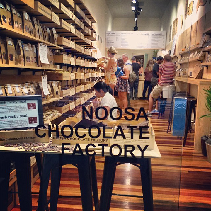 187 Noosa Chocolate Factory Brisbane Australia