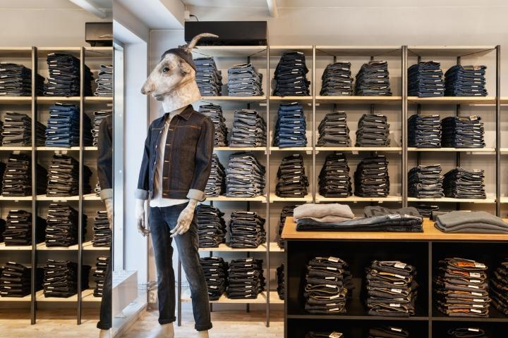 187 Nudie Jeans Repair Shop Gothenburg Sweden