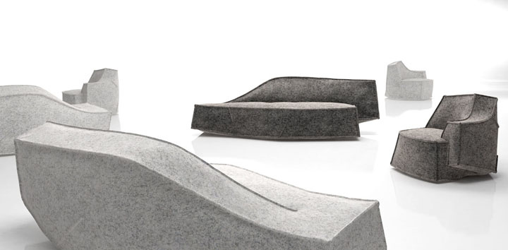 sofa hình tảng băng trôi