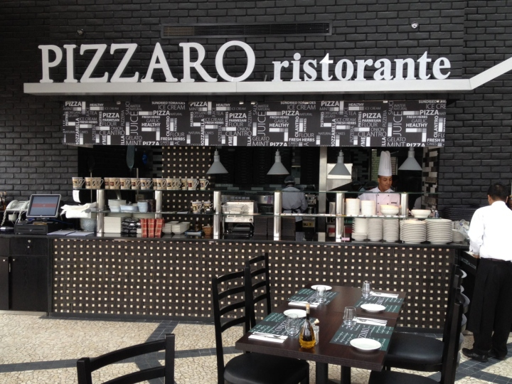 Pizzaro Pizzeria By The Next Idea, UAE » Retail Design Blog