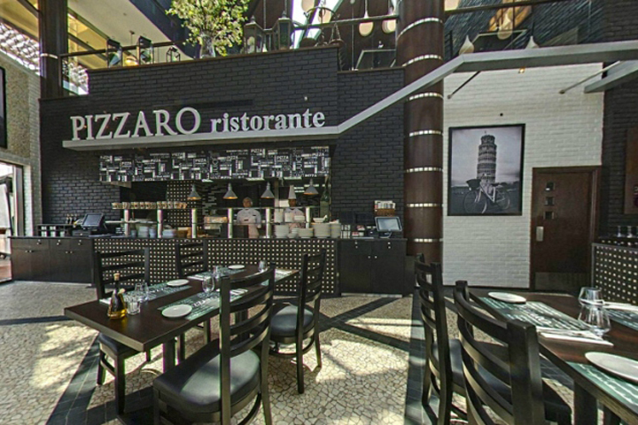 Captivating Pizzaro Pizzeria By The Next Idea, UAE