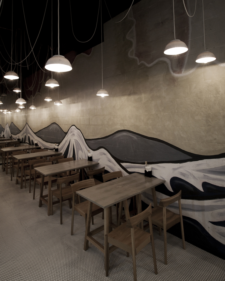 » Ramen House Restaurant By StudioMKZ, Sydney
