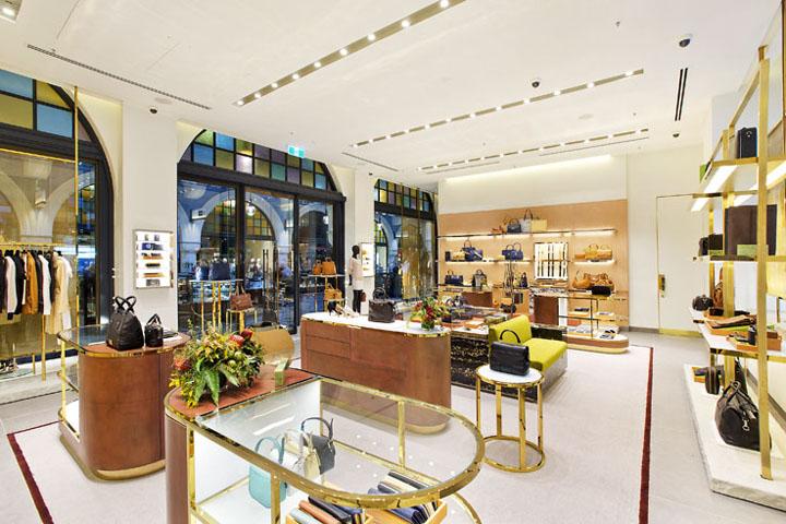 澳大利亚-悉尼-Oroton 女包店设计