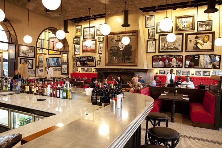 Remos restaurant by dakota design johannesburg south