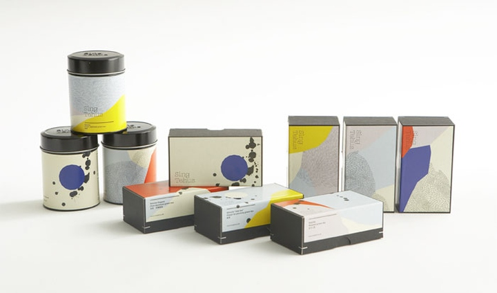 Sing Tehus Packaging By All The Way To Paris