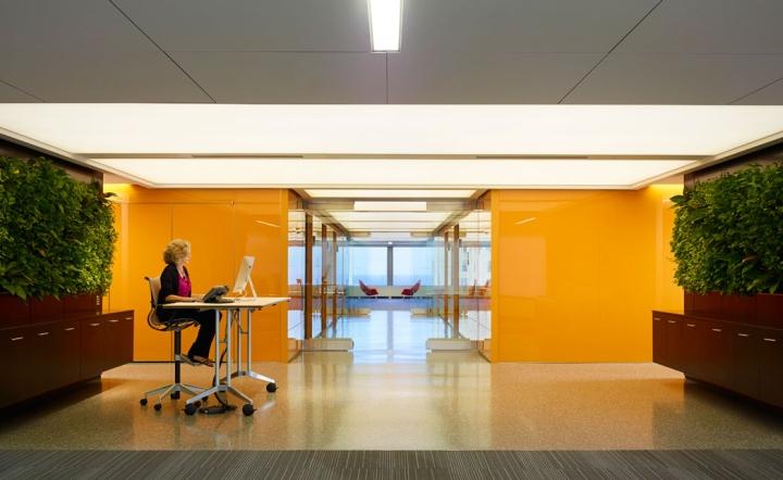 芝加哥–伊利诺斯Sterling Partners 办公室设计