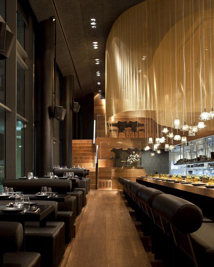 Topolopompo restaurant by baranowitz kronenberg for Design hotel tel aviv
