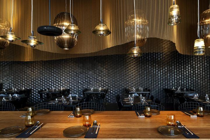 interior kitchen the home tel aviv design | » Topolopompo restaurant by Baranowitz Kronenberg ...