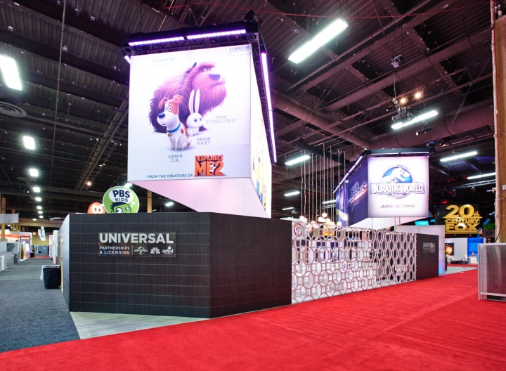 Exhibition Booth Las Vegas : Las vegas remains top destination for trade shows newswire