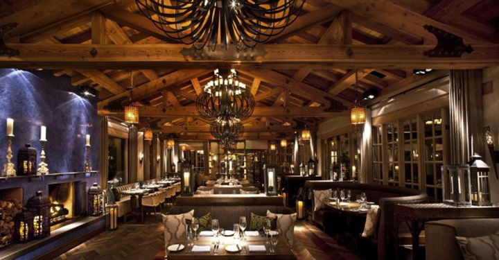 Veladora restaurant by mister important design santa fe