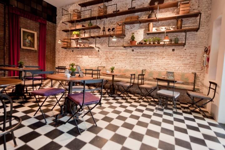 187 Victoria Brown Coffe Shop Amp Bar Amp Restaurant By Hitzig