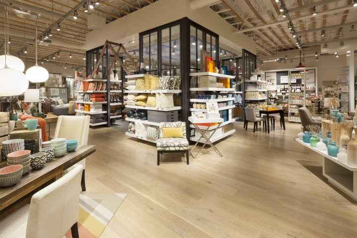 West Elm Home Furnishings Store By MBH Architects, Alameda U2013 California