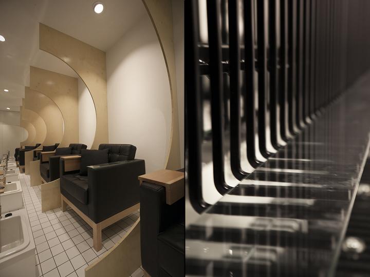 澳大利亚悉尼Akis Spa水疗中心设计