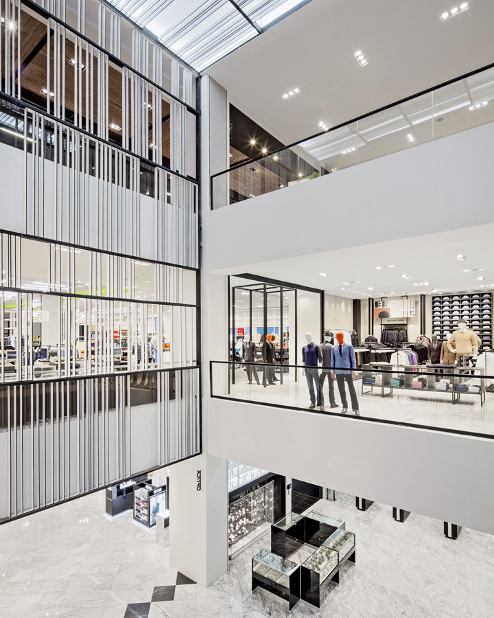 » Almacenes Siman Department Store By FRCH, San Rafael