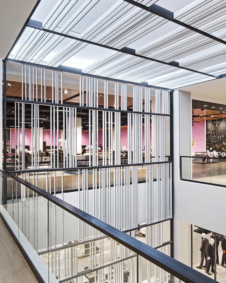 Lighting Shop At Balestier Plaza: » Almacenes Siman Department Store By FRCH, San Rafael