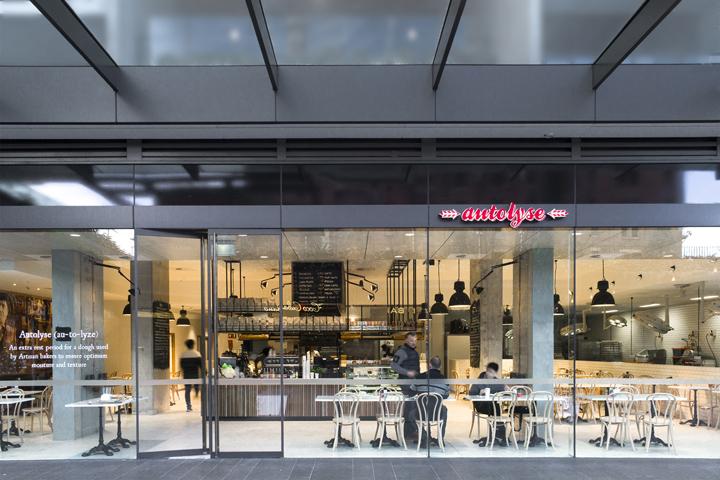 澳大利亚悉尼Autolyse 时尚餐厅设计