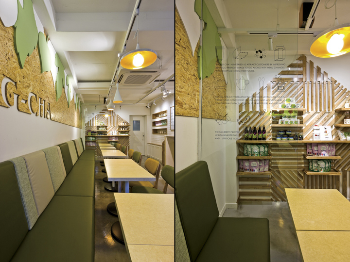 187 Caf 233 Bbong Cha By Friend S Design Seoul Korea
