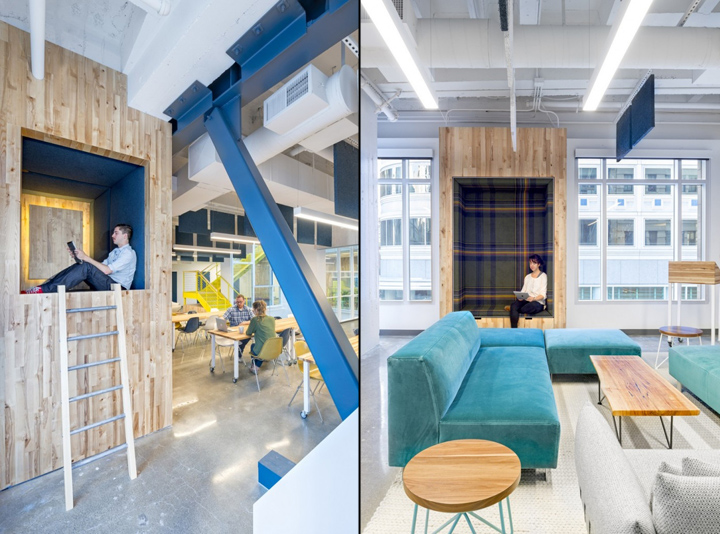 cisco offices studio. Capital One Labs Office By Studio O+A, San Francisco \u2013 California Cisco Offices N