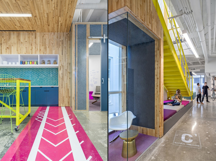 187 Capital One Labs Office By Studio O A San Francisco