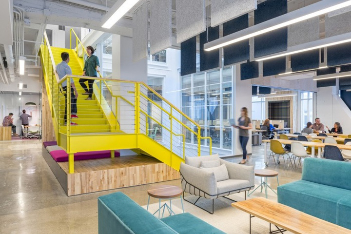 Capital One Labs Office By Studio O A San Francisco California